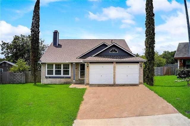 1509 Ashwood Ct, Round Rock, TX 78664 (#6020695) :: Papasan Real Estate Team @ Keller Williams Realty