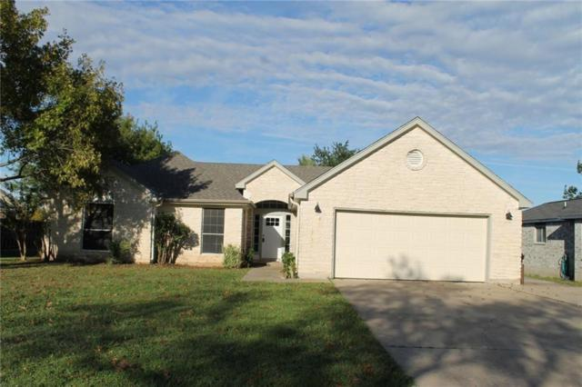 302 Creekside Dr, Hutto, TX 78634 (#6020916) :: The ZinaSells Group