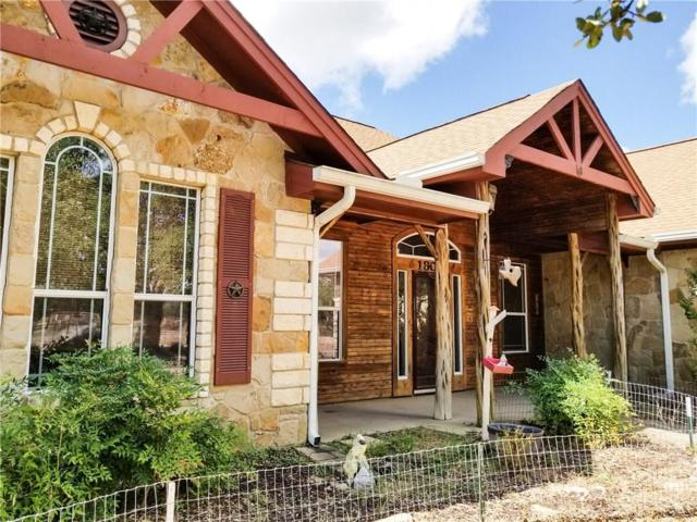 1800 County Road 100, Burnet, TX 78611 (#6021708) :: Watters International