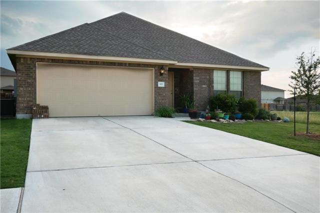 937 Coulee Dr, Leander, TX 78641 (#6022083) :: The ZinaSells Group