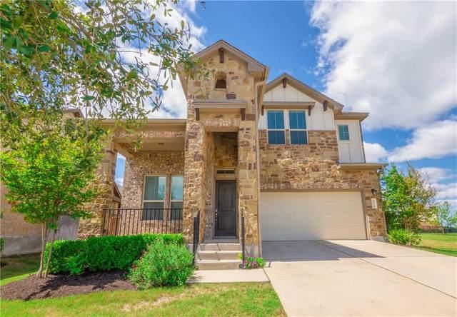 1404 Clearwing Cir, Georgetown, TX 78626 (#6022240) :: Papasan Real Estate Team @ Keller Williams Realty