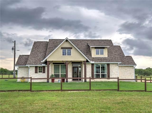 68 Settlement Way, Luling, TX 78648 (#6023257) :: Papasan Real Estate Team @ Keller Williams Realty
