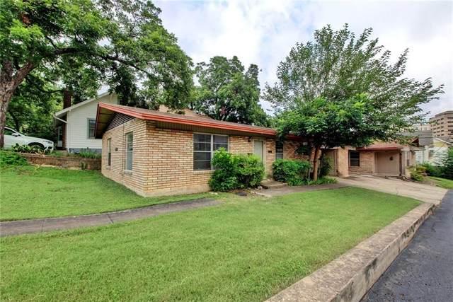 507 Bellevue Pl, Austin, TX 78705 (#6025131) :: Papasan Real Estate Team @ Keller Williams Realty