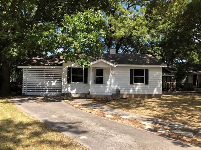 1005 Barbara Dr, San Marcos, TX 78666 (#6026125) :: The Heyl Group at Keller Williams