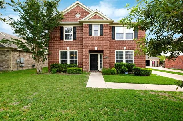 1520 NW Augusta Bend Dr, Hutto, TX 78634 (#6027863) :: The Perry Henderson Group at Berkshire Hathaway Texas Realty