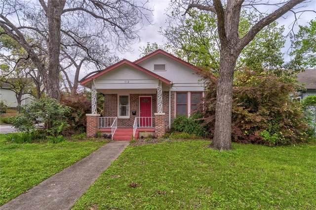 712 Harris Ave, Austin, TX 78705 (#6028498) :: Watters International