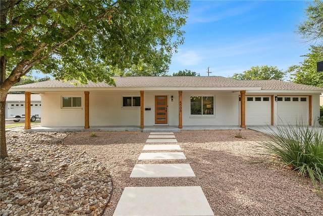 4508 Tejas Trl, Austin, TX 78745 (#6029498) :: Papasan Real Estate Team @ Keller Williams Realty