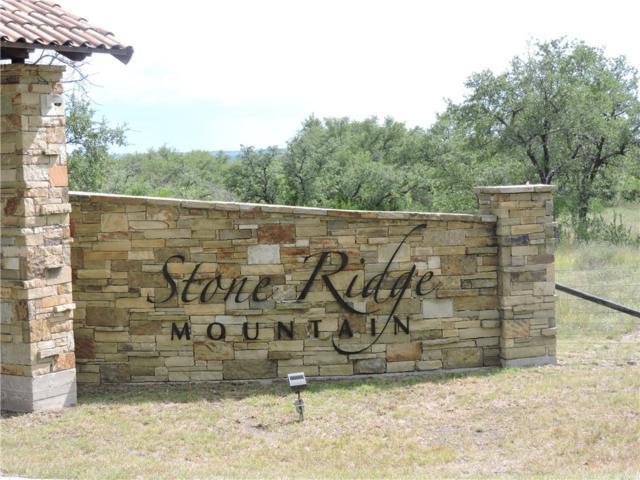 37 Stone Ridge Mountain Driv Dr, Round Mountain, TX 78663 (#6031327) :: The Heyl Group at Keller Williams