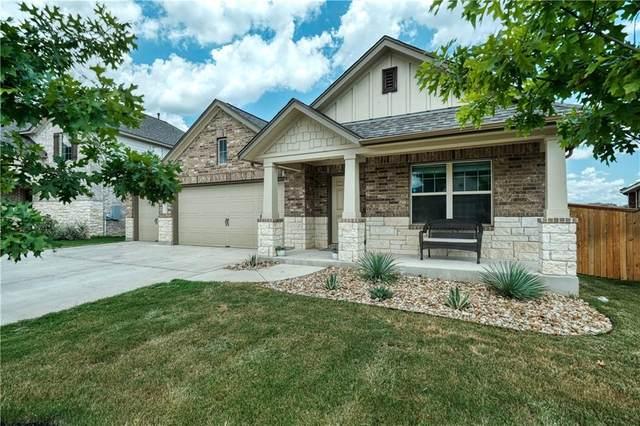 3045 Columbus Loop, Round Rock, TX 78665 (#6033273) :: Ben Kinney Real Estate Team