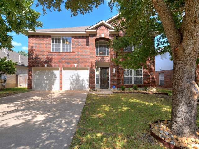4066 Cargill Dr, Round Rock, TX 78681 (#6033838) :: The Perry Henderson Group at Berkshire Hathaway Texas Realty