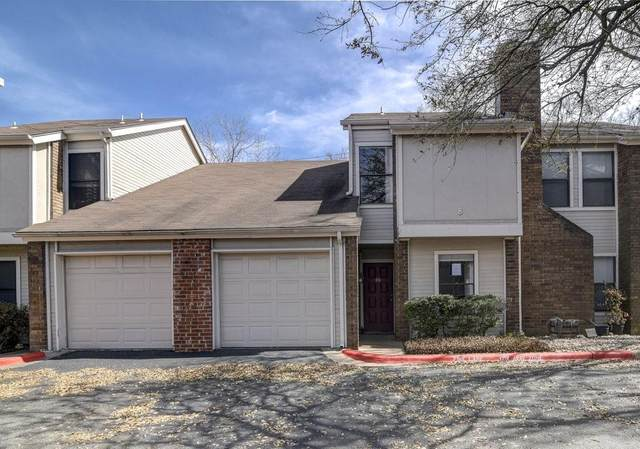 7635 Guadalupe St #804, Austin, TX 78752 (#6033919) :: Papasan Real Estate Team @ Keller Williams Realty