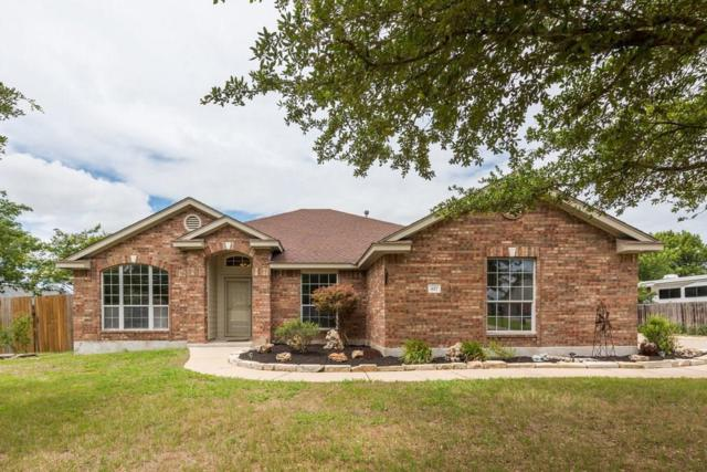 417 Rio Grande Ave, Hutto, TX 78634 (#6034742) :: RE/MAX Capital City