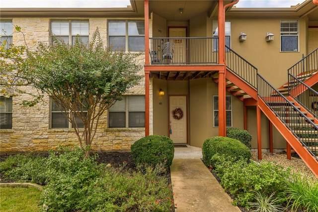 4307 Eck Ln #102, Austin, TX 78734 (#6035057) :: Papasan Real Estate Team @ Keller Williams Realty