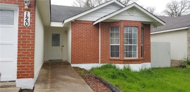 120 Oak River Dr, Cedar Creek, TX 78612 (#6037980) :: The Heyl Group at Keller Williams