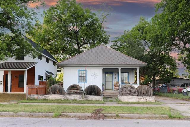 906 E 2nd St, Austin, TX 78702 (MLS #6040115) :: The Lugo Group