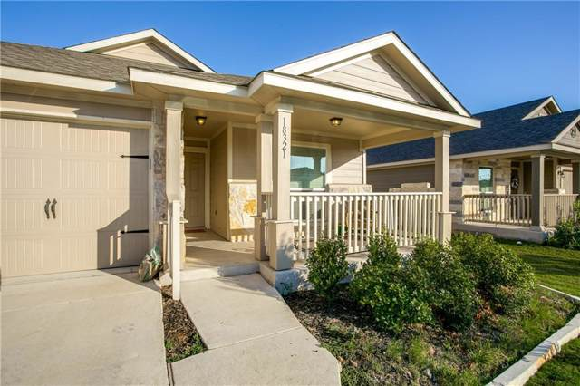 18321 Cuyahoga Dr, Pflugerville, TX 78660 (#6040462) :: The Perry Henderson Group at Berkshire Hathaway Texas Realty