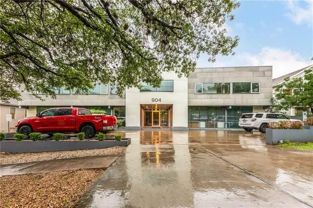 904 West Ave #205, Austin, TX 78701 (#6041308) :: Papasan Real Estate Team @ Keller Williams Realty