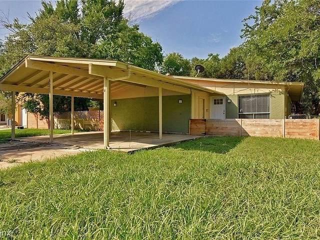 6505 Arnold Dr, Austin, TX 78723 (#6045143) :: Ben Kinney Real Estate Team