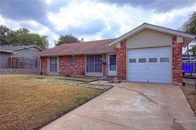 6707 Esther Dr, Austin, TX 78752 (#6046432) :: Front Real Estate Co.