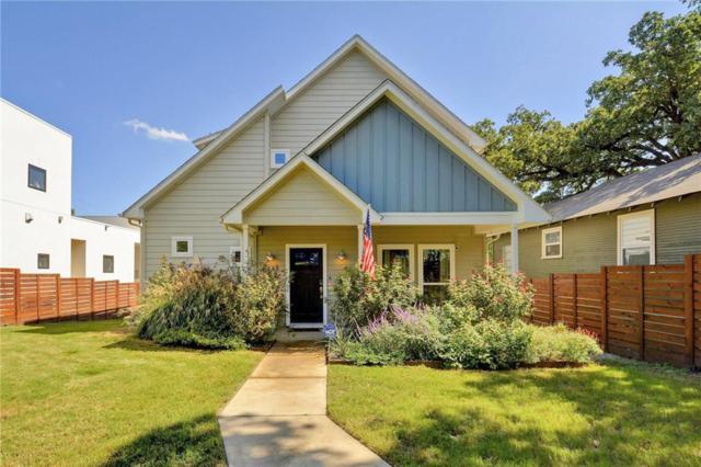1209 Chestnut Ave, Austin, TX 78702 (#6047456) :: Lancashire Group at Keller Williams Realty