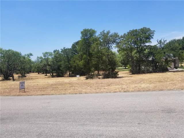 LOT 46 Skyline Dr, Kingsland, TX 78639 (#6048541) :: The Heyl Group at Keller Williams