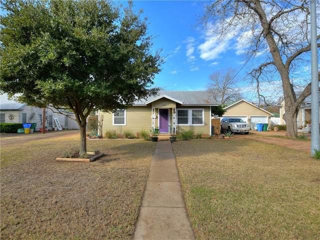 1306 Main St, Bastrop, TX 78602 (#6052088) :: First Texas Brokerage Company