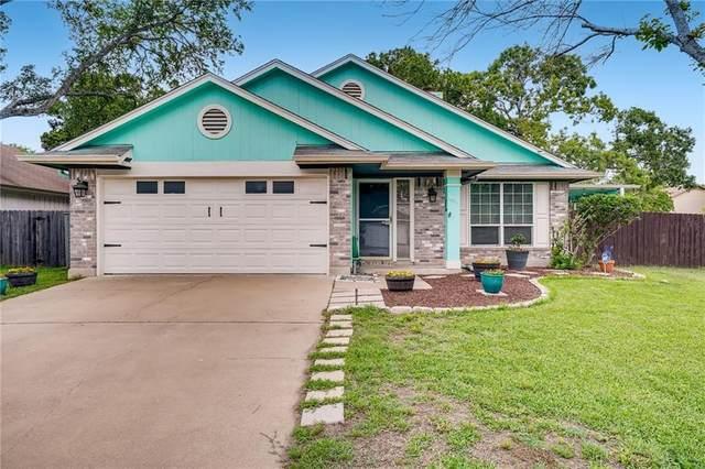 801 Primrose Ln, Cedar Park, TX 78613 (#6052565) :: Realty Executives - Town & Country