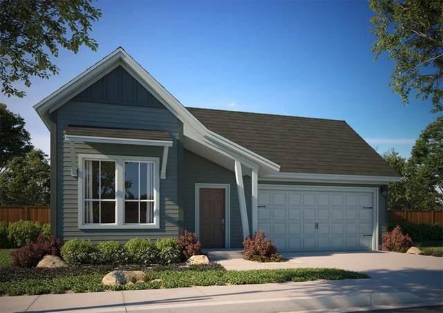 3201 College Park Dr #31, Round Rock, TX 78664 (#6052690) :: Papasan Real Estate Team @ Keller Williams Realty
