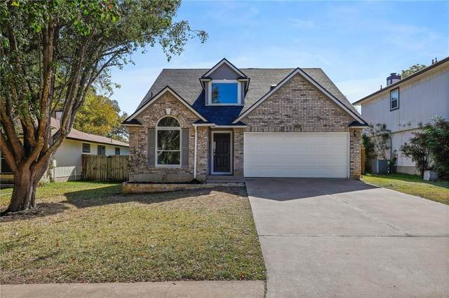1206 Forest Oaks Path, Cedar Park, TX 78613 (#6053467) :: First Texas Brokerage Company