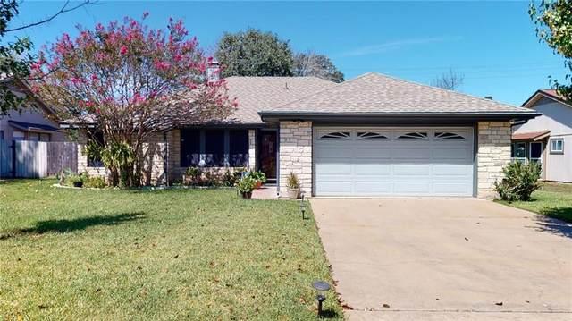 907 Timber Trl, Cedar Park, TX 78613 (#6054698) :: Watters International