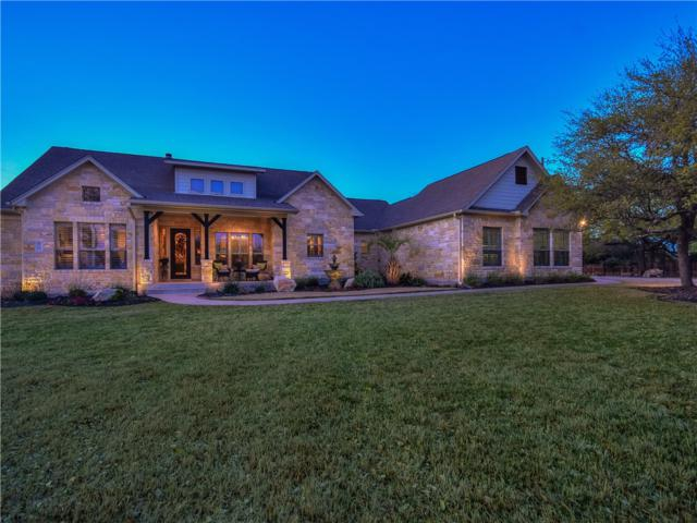 129 Kendra Dr, Liberty Hill, TX 78642 (#6055510) :: The ZinaSells Group