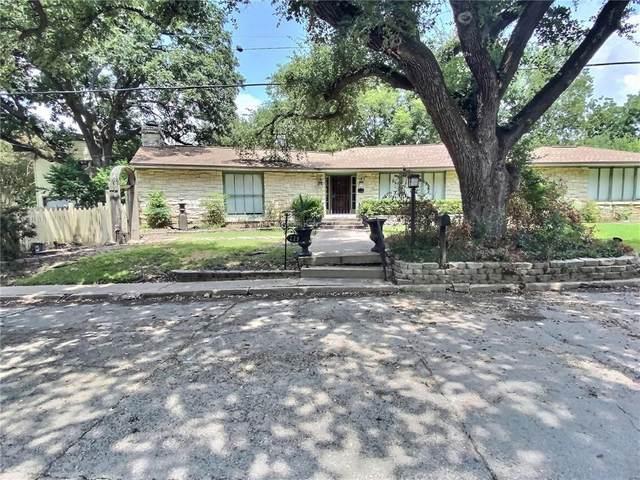 229 E Davilla Ave, Rockdale, TX 76567 (#6056252) :: Papasan Real Estate Team @ Keller Williams Realty
