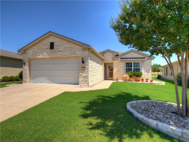 145 Prairie Creek Trl, Georgetown, TX 78633 (#6058218) :: Douglas Residential