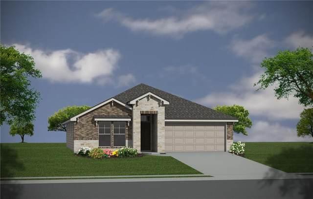 1645 T. H. Johnson Dr, Taylor, TX 76574 (#6064745) :: Zina & Co. Real Estate