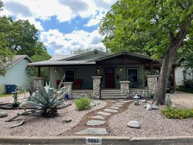 5802 Link Ave, Austin, TX 78752 (#6065554) :: Papasan Real Estate Team @ Keller Williams Realty