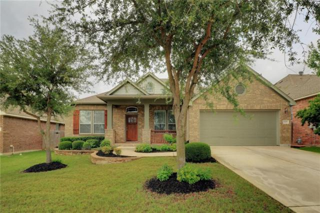 1009 Williams Way, Cedar Park, TX 78613 (#6065662) :: RE/MAX Capital City