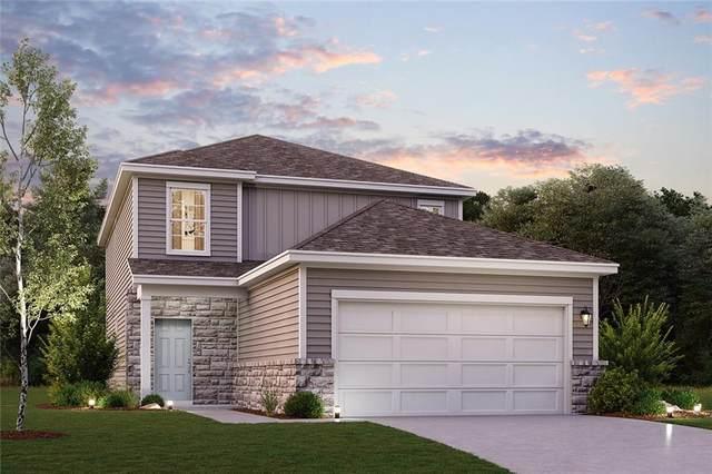 417 Unforgiven Ln, Jarrell, TX 76537 (#6065777) :: Front Real Estate Co.