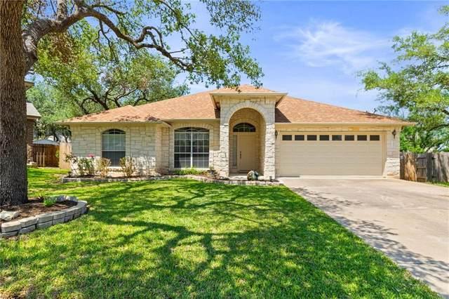 2407 Corbin Way, Cedar Park, TX 78613 (#6068376) :: The Myles Group | Austin