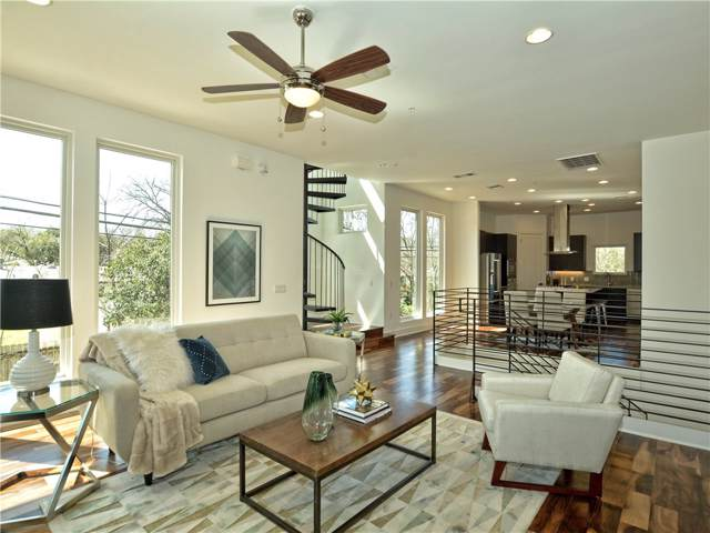 2300 S 5th St E F, Austin, TX 78704 (#6068397) :: The Perry Henderson Group at Berkshire Hathaway Texas Realty
