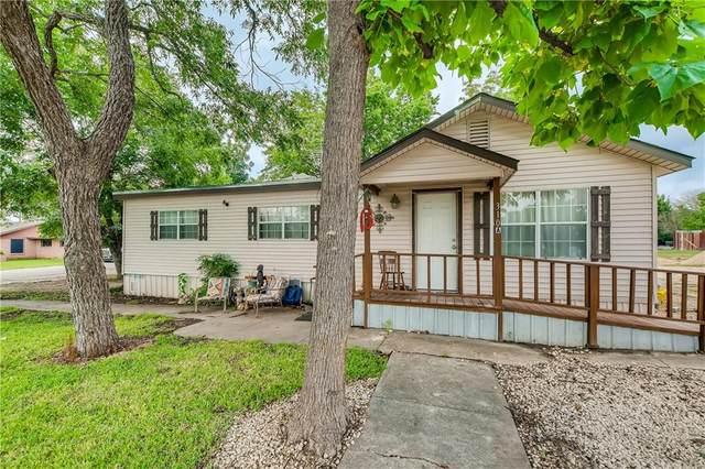 308 E Davilla St, Granger, TX 76530 (#6069406) :: Papasan Real Estate Team @ Keller Williams Realty
