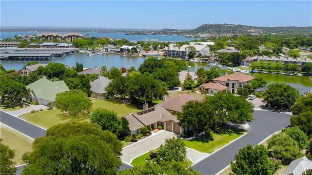801 Red Sails, Horseshoe Bay, TX 78657 (#6070456) :: RE/MAX Capital City