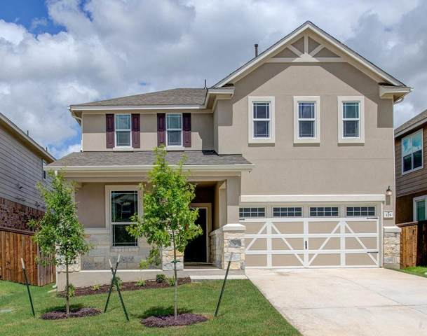 125 Danablu Dr, Hutto, TX 78634 (#6072365) :: The Perry Henderson Group at Berkshire Hathaway Texas Realty