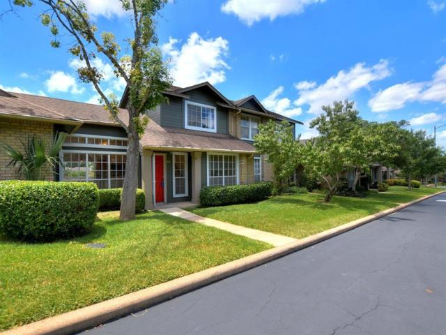 1015 E Yager Ln #62, Austin, TX 78753 (#6073158) :: The Heyl Group at Keller Williams