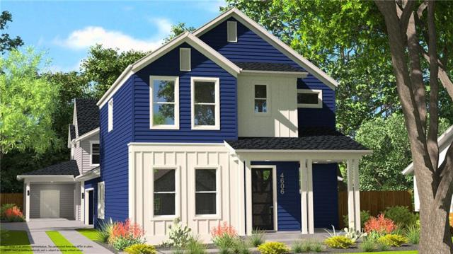 4606 Alf Ave #1, Austin, TX 78721 (#6073542) :: Papasan Real Estate Team @ Keller Williams Realty