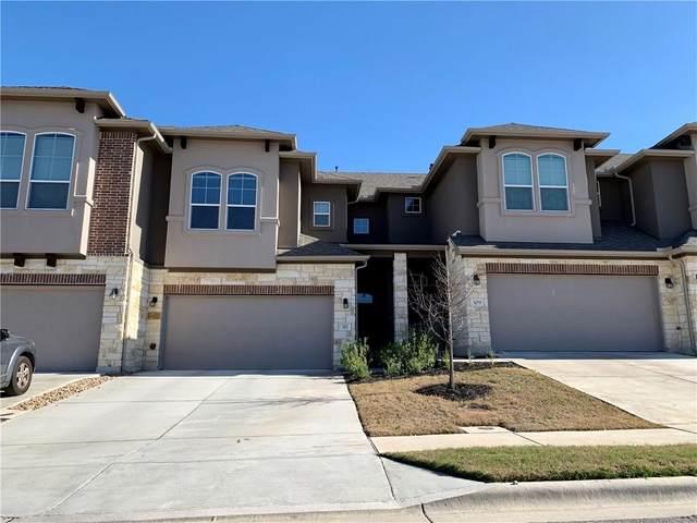 311 Epiphany Ln, Pflugerville, TX 78660 (MLS #6073719) :: Brautigan Realty