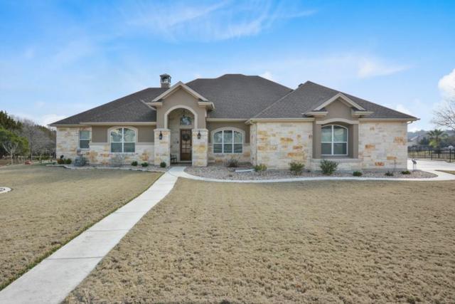 402 W Majestic Oak Ln, Georgetown, TX 78633 (#6074702) :: KW United Group