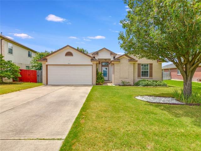 311 Estate Dr, Hutto, TX 78634 (#6076863) :: ONE ELITE REALTY