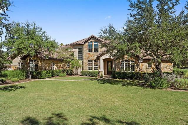 2401 Sailpoint Dr, Spicewood, TX 78669 (#6078141) :: The Perry Henderson Group at Berkshire Hathaway Texas Realty