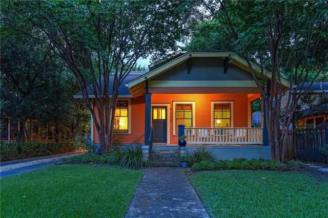 4203 Avenue B, Austin, TX 78751 (#6078488) :: Service First Real Estate