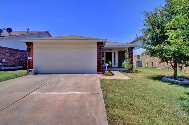 809 Sweet Leaf Ln, Pflugerville, TX 78660 (#6080659) :: The Heyl Group at Keller Williams